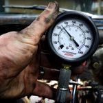 1000 PSI Diesel Compression Test Gauge
