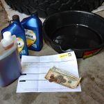 Diesel Engine Oil Analysis