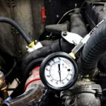 Low Compression Diesel Engine Test
